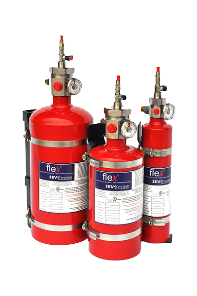 Sevo Systems - Revolutionize clean agent fire suppression